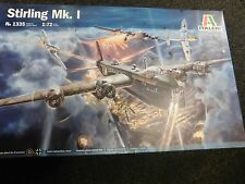 ITALERI 1.72 PLASTIC KIT STIRLING MK1