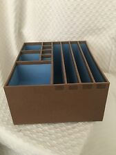 Real Simple Office Desk Top Organizer Storage File
