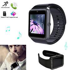 US Bluetooth Smart Watch Phone GSM SIM For Samsung S7 S6 Edge S5 Mini LG Huawei
