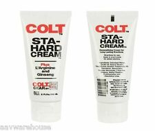 COLT Stay hard Cream! Male Enhancer,Stronger Formula,2oz Tube,Used By The Pros!