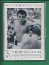 2000 Upper Deck Master Collection #8 Muhammad Ali The Legend # 087/250