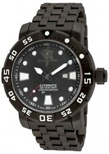 New Mens Invicta 14242 Sea Base Automatic Titanium Bracelet Watch