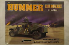 US Army Hummer Humvee Jeep In Action Squadron Signal Reference Book
