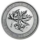 2015 Canada 1.5 oz Silver $8 SuperLeaf BU - SKU #94493