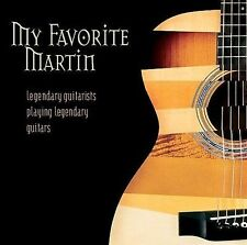 "Various Artists ""My Favorite Martin"" - Acoustic [2008 Solid Air CD - Like New]"