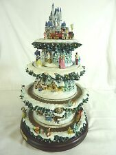 Christmas Tree The Wonderful World of Disney Tree Disney Collectable      #CP#