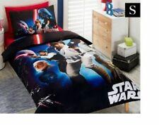 STAR WARS HOPE LUKE SKYWALKER DARTH SINGLE bed QUILT DOONA DUVET COVER SET NEW