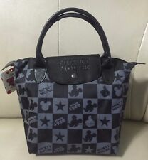 "Walt Disney Mickey Mouse Bag Handbag Purse Shopper Shoulder Tote Bag 8""x12"""