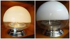 Lampada design vintage anni '70 tipo Nason Mazzega