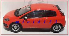 1/43 - Fiat Grande Punto Abarth - Rossa - Die-cast Motorama
