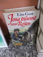 Jona träumt vom Reiten, von Lise Gast, ein LeseRiese Buch