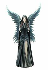 Harbinger Gothic Angel by Anne Stokes Mythical Magic Winged Statue #WU75975AA