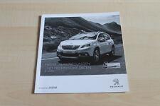 129738) Peugeot 2008 - Preise & tech. Daten & Ausstattungen - Prospekt 07/2013