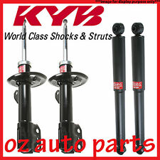 SUBARU FORESTER SH 2.5L 4WD  WAGON 03/2008-ON FRONT & REAR  KYB SHOCK ABSORBERS
