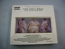 MANIC STREET PREACHERS - THE HOLY BIBLE - 2CD+DVD LIKE NEW CONDITION 2004