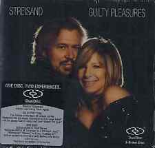 Barbra Streisand Guilty PleasuresDual Disc 828767289724 COLUMBIA 2005 NEW
