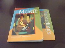 The Enjoyment of Music by Kristine Forney (2011, Paperback, Study Guide)
