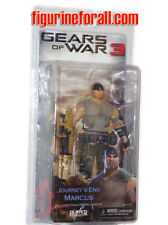 "NECA GEARS OF WAR 3 Series 3 Journeys End MARCUS FENIX 7"" Action Figure XBox PS3"