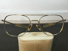Randolph Aviator USA 5 1/2 Men's Vintage Sunglasses Frames Only 479