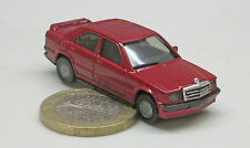 Herpa   : Mercedes-Benz 190 E  2,5-16,   Avantgarde rot met.