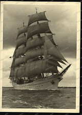 Gorch Fock-Segelschiff-Reichsmarine-Gorch-Fock-Klasse-sailing ship-
