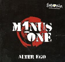 CD Single EUROVISION 2016 Chypre : MINUS ONE (M1NUS ONE) Alter Ego 1-track