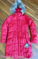 New w Tag Eddie Bauer Women's Classic Down Parka Jacket 650 Fill Goose Down PS