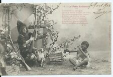 CPA- Card postal -Bergeret - Ie small Robinson - 6