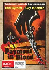 PAYMENT IN BLOOD - CLASSIC WESTERN -NEW & SEALED DVD