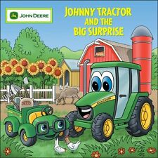 JOHN DEERE Johnny Tractor and the Big Surprise (pb 8x8) NEW
