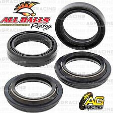 All Balls Fork Oil Seals & Dust Seals Kit For Kawasaki EX 250 Ninja 2009 09 New