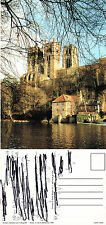 1992 DURHAM CATHEDRAL & FULLING MILL COLOUR POSTCARD