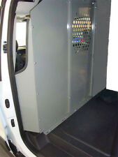 Ford Transit Connect Van Safety Partition, Bulkhead 2014 - 2016 New Body