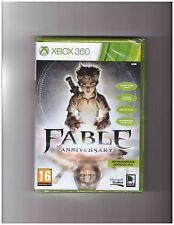 Fable Anniversary (Xbox 360, Video Game RPG Action) (Fast Shipping) Brand NEW