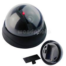 Cámara Simulada Falsa con LED rojo Incorporado Monitor Vigilancia de Seguridad