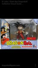 Dragonball Z Kid Goku If Labs Diorama