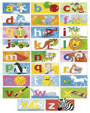 EDUCATIONAL POSTER ABC