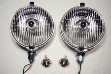LUCAS 576SFT DRIVING LIGHTS (2) WITH HALOGEN BULBS