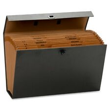 Smead Expanding File Case with Handle