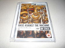 RAGE AGAINST THE MACHINE THE BATTLE OF MEXICO CITY ( DVD,2000)