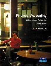 Financial Accounting: An International Perspective by Kinserdal, Arne