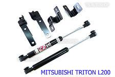 FOR MITSUBISHI TRITON L200 2005-2013 HOOD BONNET SHOCK UP LIFT LIFTER STRUTS