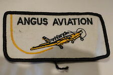 Canadian Angus Aviation Patch