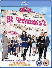 St. Trinians 2 - The Legend Of Frittons Gold **NEW & SEALED** BLU RAY