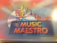 MUSIC MAESTRO KARAOKE 6167 PARTY TIME V CD+G OOP SEALED