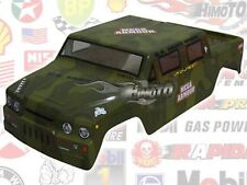 08313 CARROZZERIA RICAMBIO MONSTER TRUCK OFF ROAD RANCHO 1:8 BODY SHELL HIMOTO