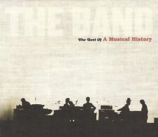 The Band - The Best of a Musical History [Remaster] CD + DVD NEW SEALED