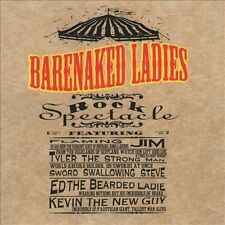 "NEW SEALED ""Barenaked Ladies"" Rock Spectacle  Cassette Tape (G)"