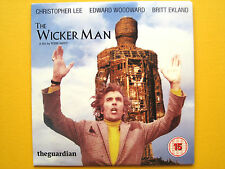 THE WICKER MAN, A GUARDIAN NEWSPAPER PROMOTION  (1 DVD)