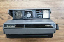 Polaroid Spectra System Instant Camera Refurbished by Impossible Project + Film
